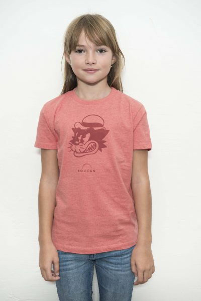 "T-shirt enfant ""BOUCAN"" - Collection Capsule"