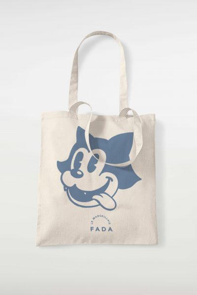 "Tote bag ""FADA"" - Collection Capsule"