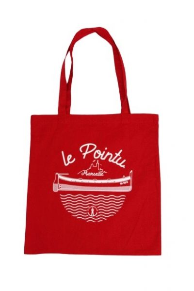 "Tote bag ""Le pointu"""