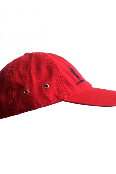"Casquette Adulte ""43/5"" Rouge"