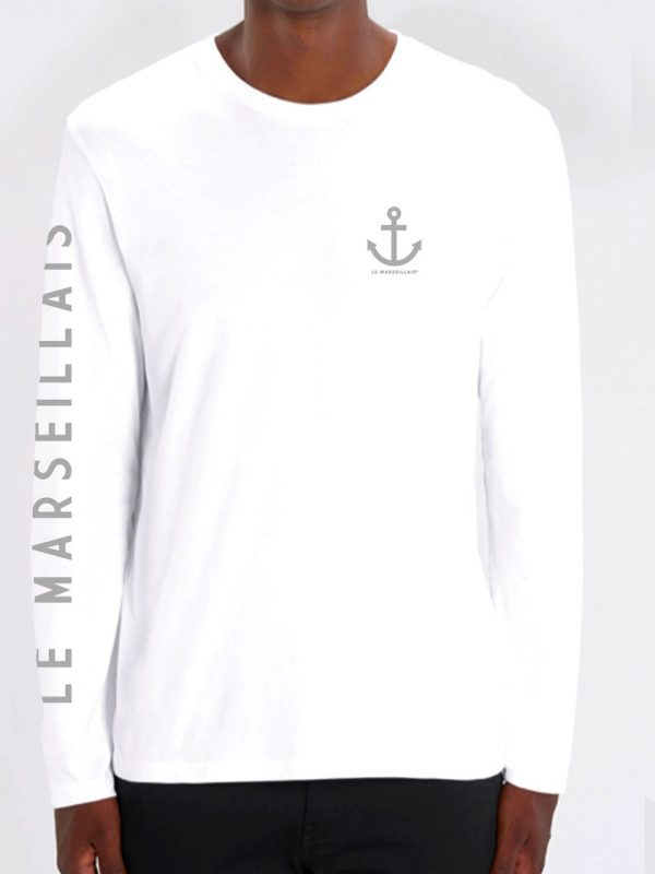 """B HTS voile 600x800 - Tee-shirt manches longues """"Voile"""""""