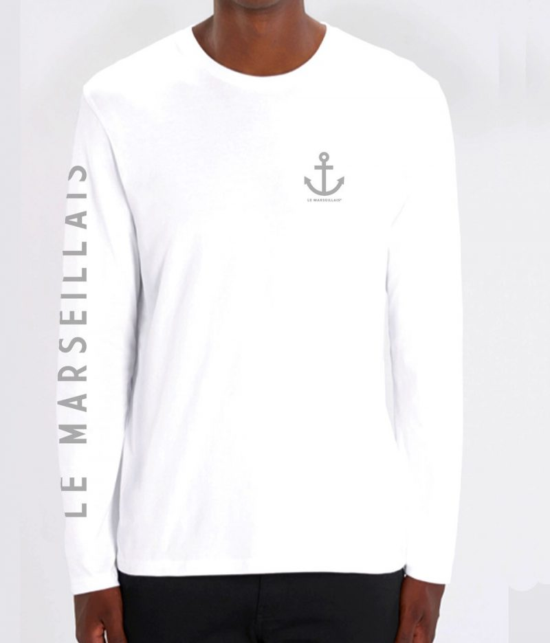 """B HTS voile 800x936 - Tee-shirt manches longues """"Voile"""""""