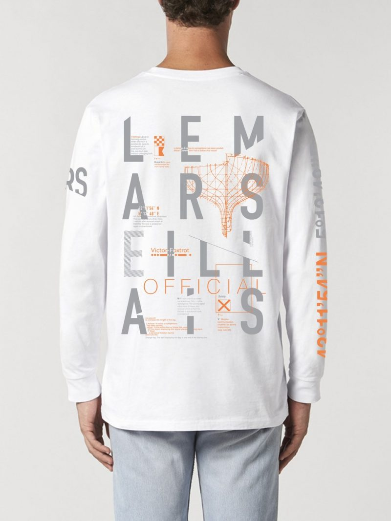 """TS ML OFFICIAL DOS 800x1067 - """"Official"""" Tee-shirt manches longues"""